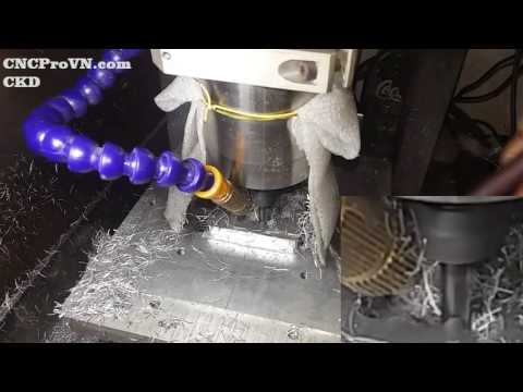 CKD project - Diy THK KR30 motor mount