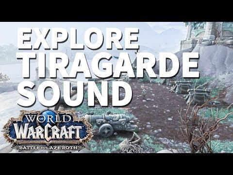 Vigil Hill WoW BfA Explore Tiragarde Sound