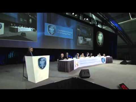 Video Intel ISEF 2012 Highlights
