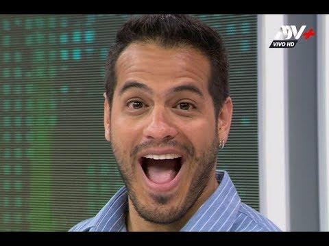 Ernesto Jiménez recibe inesperada llamada de su papá en vivo