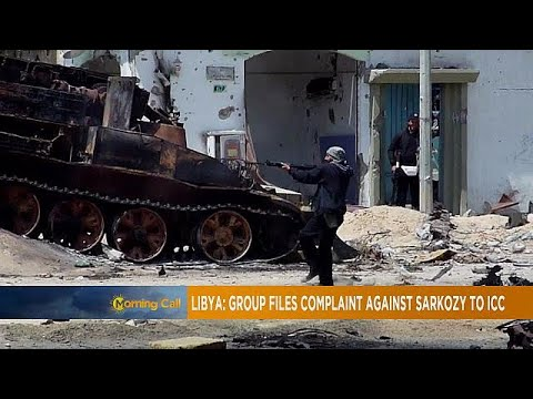Group files charge at ICC against Sarkozy over Libya [The Morning Call]