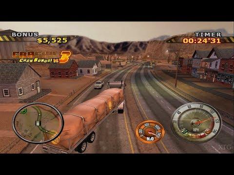 Big Mutha Truckers 2 PS2 Gameplay HD (PCSX2)