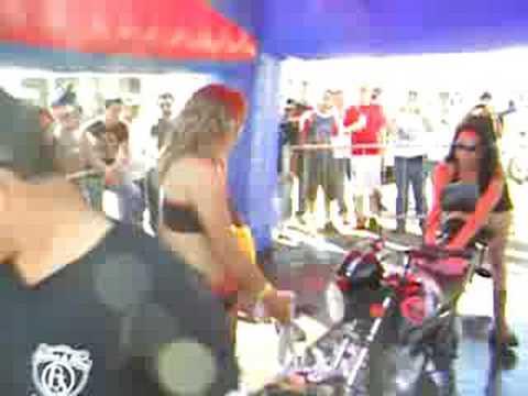 gatas do moto fest