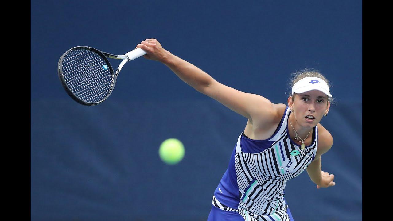 Elise Mertens | Top 10 points of US Open 2020