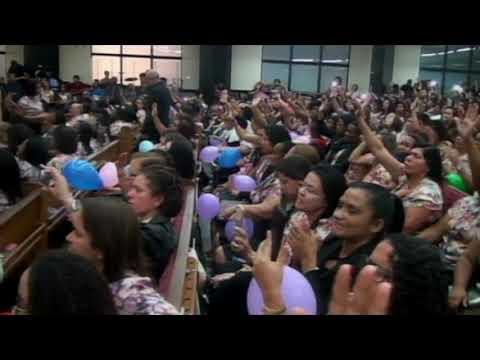 Olharei Para o Alto - Midian Lima - Último Dia - 24º Congresso da CIBESC