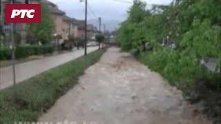 Vrnjacka Banja pod vodom