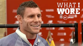 What I Wore: James Milner