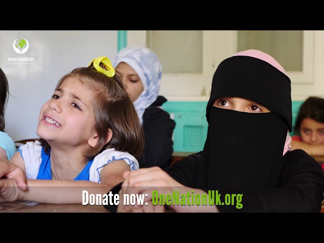 Give A Child An Education For Only £20 A Month - Ramadan 2018