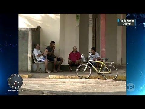 Cidade do interior paulista não registra assaltos há quase dois anos | SBT Notícias(07/11/17)
