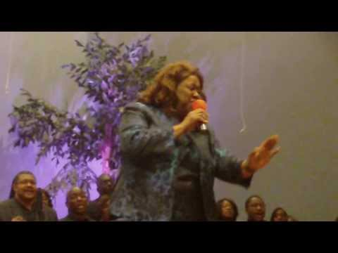 For Every Mountain - Shirley Murdock at Faith Ministries Church