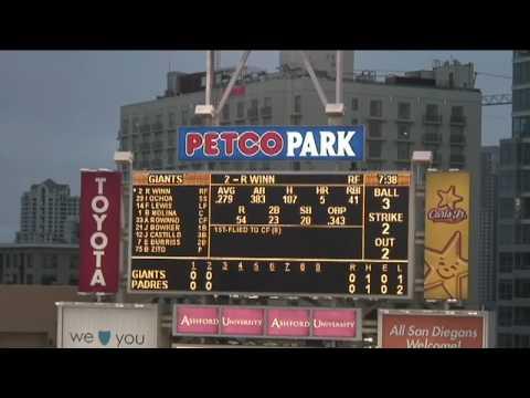 San Diego Destinations- Petco Park - Go Padres!!!