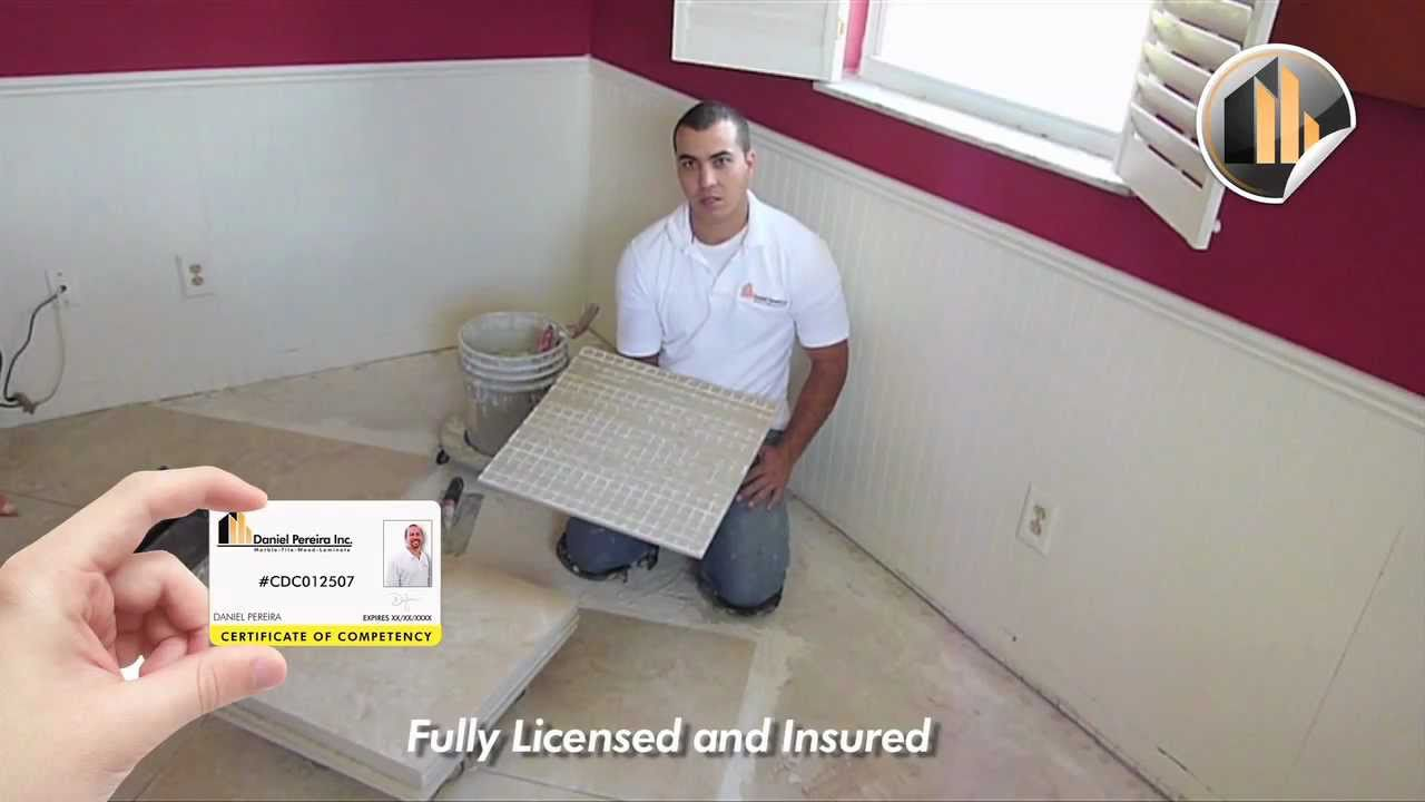Porcelain tile installation tips and tricks ceramic tile - How to install ceramic tile on wall ...