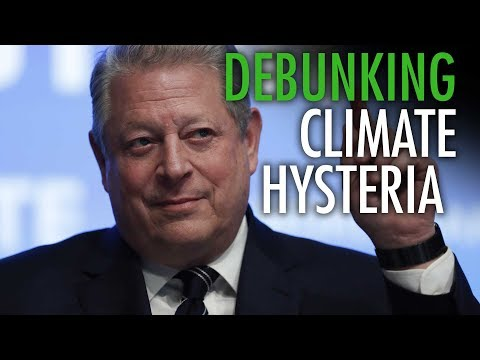Marc Morano: Hurricane Harvey not related to climate change
