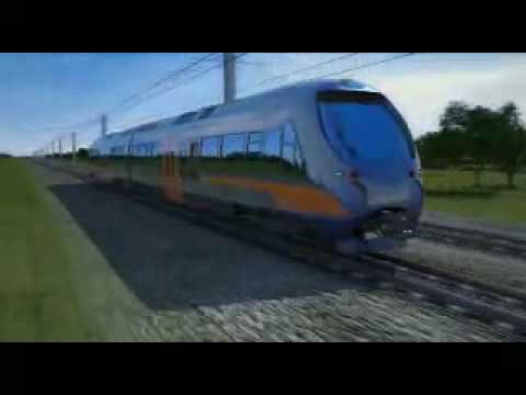 SNCFT TUNISIA new  express trains
