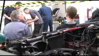 Apprenticeship Week at  NEW College - Motor Vehicle Engineering