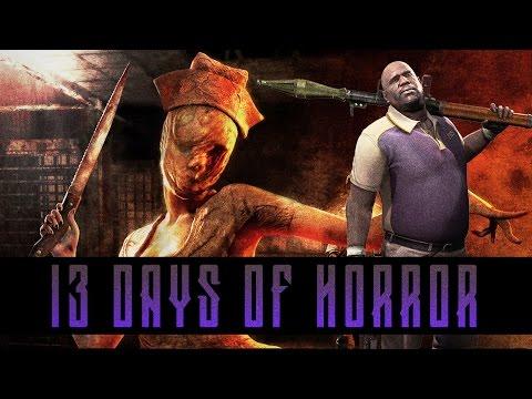 13 Days of Horror - Silent Hill (Left 4 Dead 2 Mod)