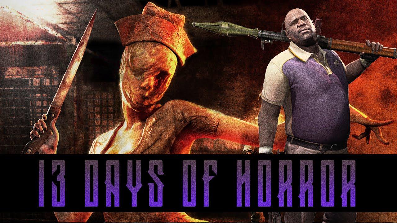 13 Days of Horror] 'Silent Hill' Mod ('Left 4 Dead 2