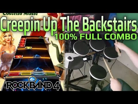 The Fratellis - Creepin Up The Backstairs 227k 100% FC (Expert Pro Drums RB4)
