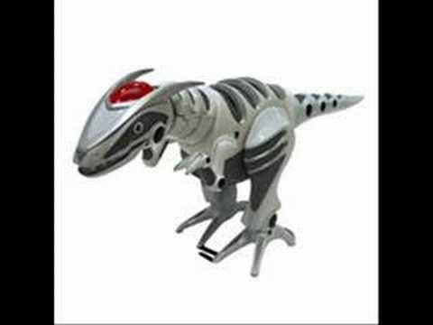 Roboraptor Tribute