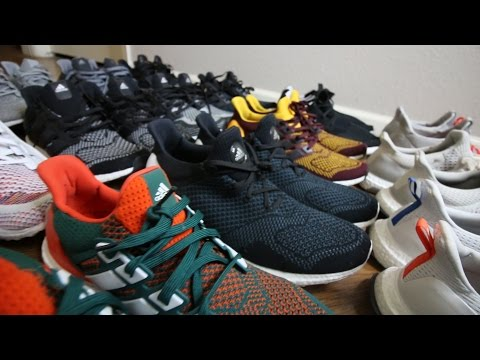 The Best Ultra BOOST Collection in The WORLD?!?!