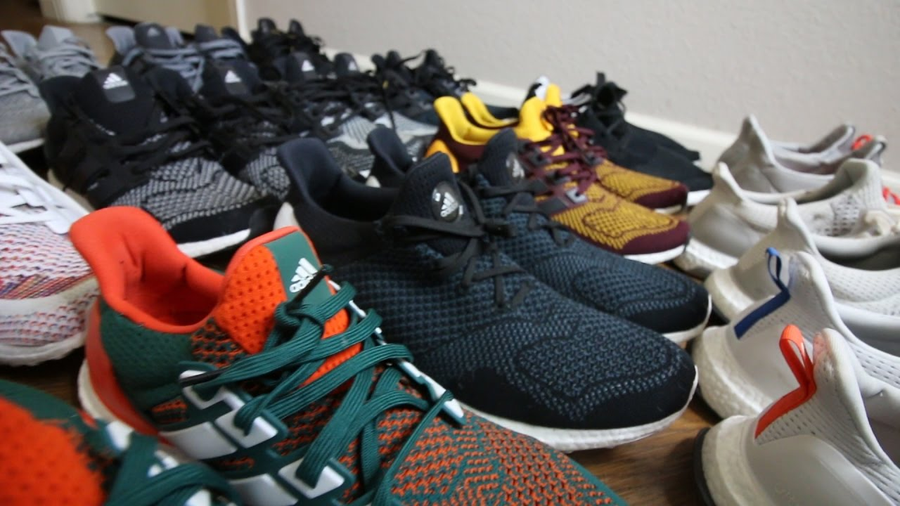 Adidas Ultra Boost Collection