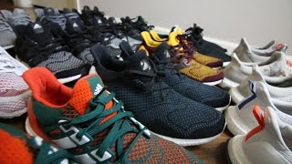 Video The Best Ultra BOOST Collection in The WORLD?!?! download MP3, 3GP, MP4, WEBM, AVI, FLV September 2017