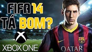FIFA 14 - XBOX ONE - O que estou achando?! Barcelona x Chelsea [1080p]