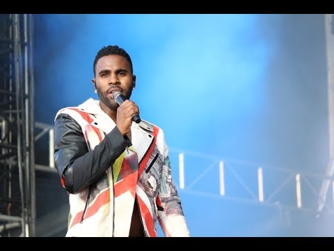 Jason Derulo @Kaaboo is live in Socal all day!