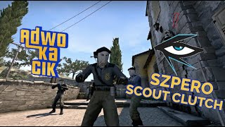 SZPERO INSANE 1ON4 SCOUT CLUTCH vs Illuminar Gaming