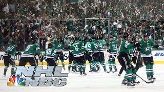 NHL Stanley Cup Playoffs 2019: Predators vs. Stars| Game 6 Highlights | NBC Sports