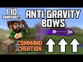 Minecraft Anti Gravity Bows 1 10 Snapshot Command Creation mp3