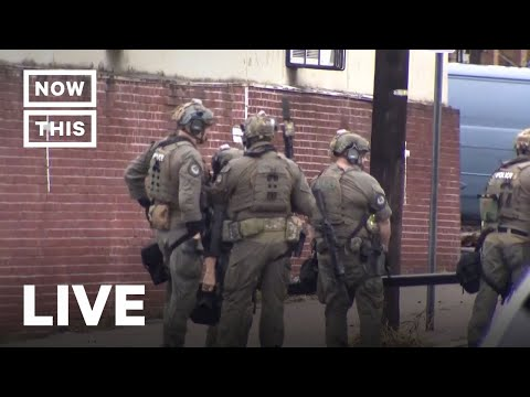 Officers Shot in Jersey City, NJ Active Shooter Situation   NowThis