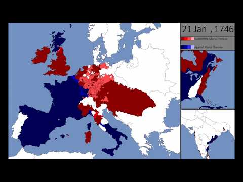 War of the Austrian Succession (Every Other Day)