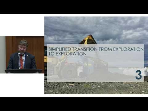 Jørgen T. Hammeken-Holm - Greenland's Mineral Strategy 2020-2024 -Greenland Day at PDAC 2020