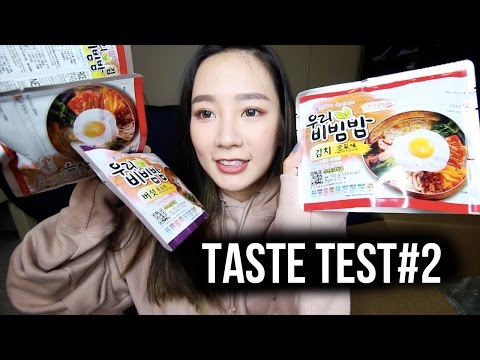 我的零食庫補貨了!!! Snack Review   TASTE TEST #2