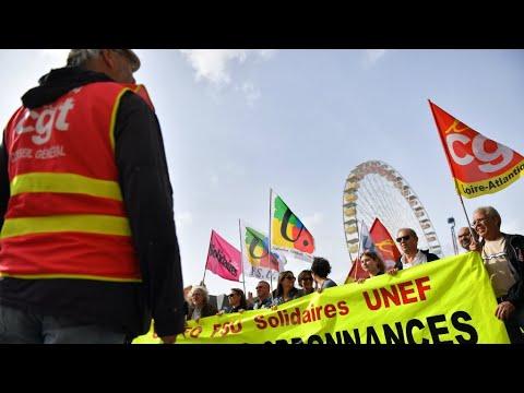 فرنسا: معارضو إصلاح قانون العمل يحشدون قواهم من جديد الخميس والجمعة  - 11:23-2017 / 9 / 22