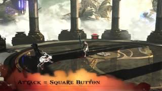 God of War: Ascension — кувырок