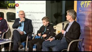 Sporttalk im H3: Spitzensport in der Region 08.02.2015