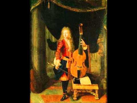 Marin Marais - d'après La Suite en Ré majeur - Extraits Pièces de viole du III Livre