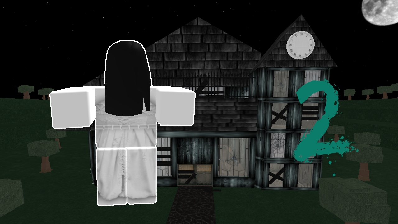 ROBLOX HORROR SERIES - HAUNTED HOUSE - EP 2 - YouTube