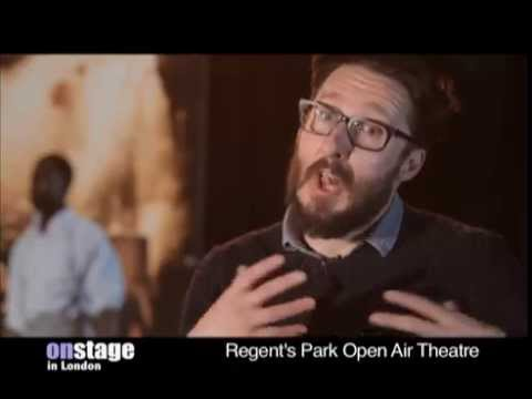 Timothy Sheader talks to onstage about Hobson's Choice & Porgy And Bess