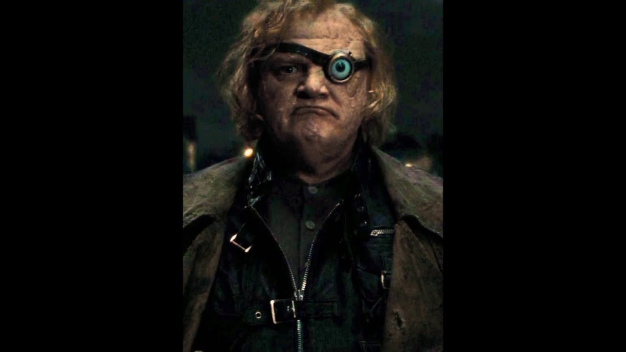 Did Alastor Moody See A Boggart In It's True Form? - YouTube