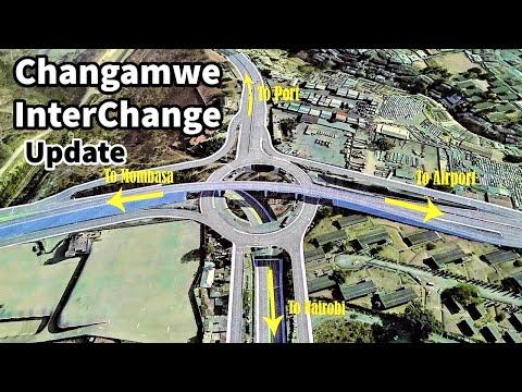 Update On Mombasa Constructions | Changamwe Inter-Change | Makupa Bridge/Round | Liv Kenya