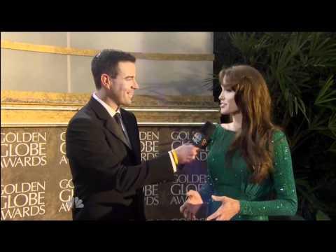 [01.16.11] - Golden Globe Awards - Interview sur tapis rouge - Beverly Hills