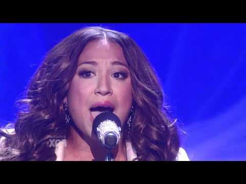 """Melanie Amaro """"Listen"""" - X Factor USA Finals (HD).mov"""