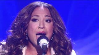 "Melanie Amaro ""Listen"" - X Factor USA Finals (HD).mov"