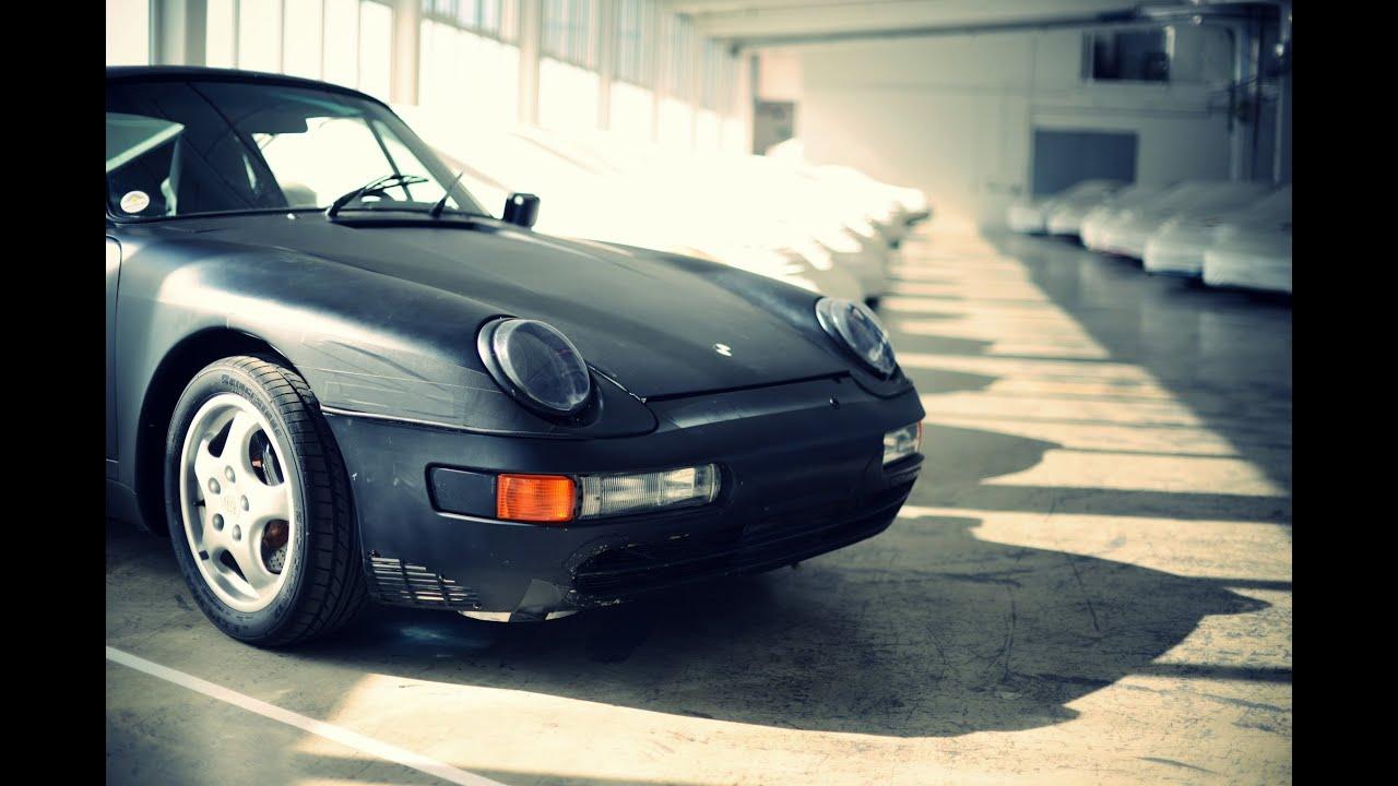 Porsche 911 R >> Porsche 911 Secrets: V8 concept - YouTube