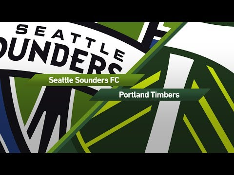 Highlights: Seattle Sounders vs. Portland Timbers | May 27, 2017