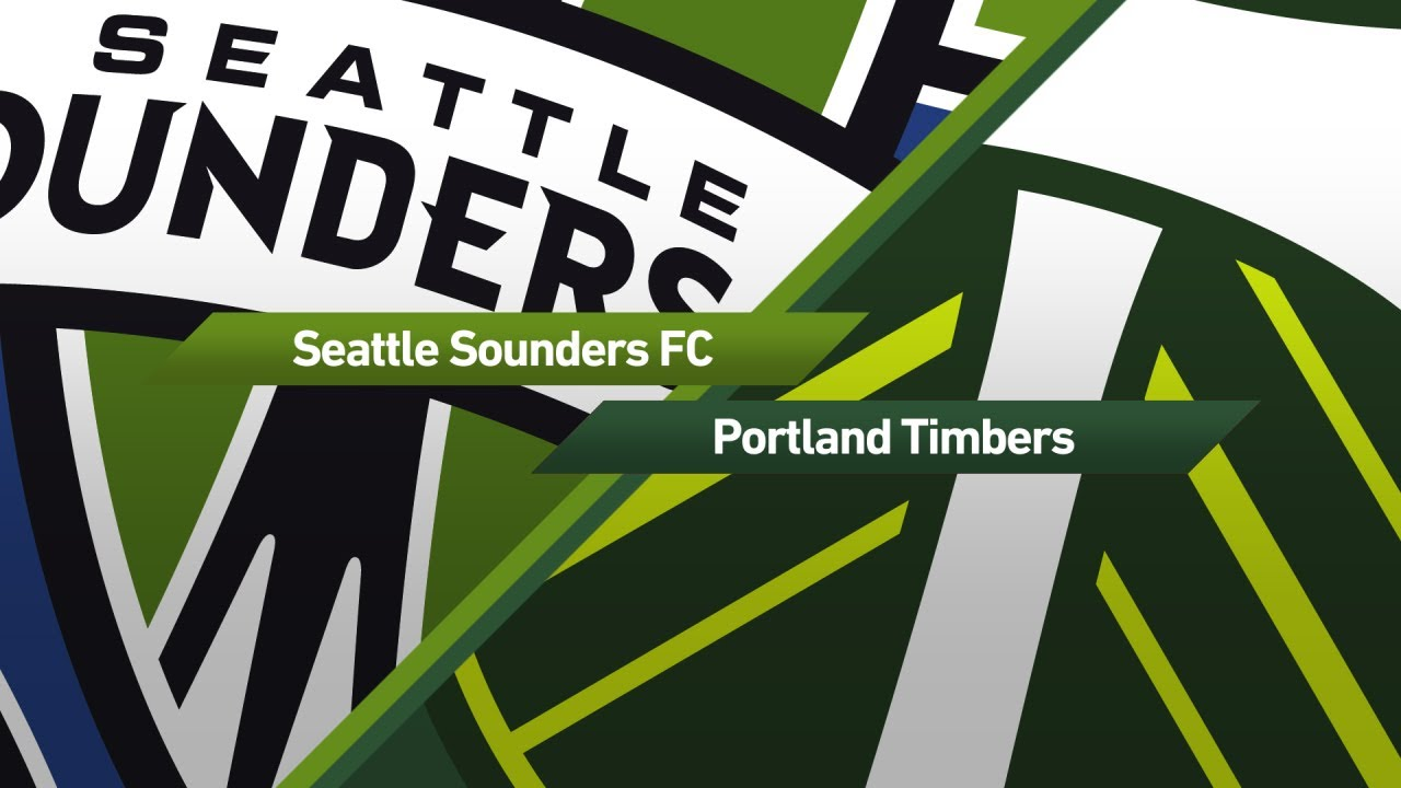 Seattle Sounders Vs Portland