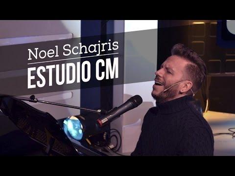 Ver Video de Noel Schajris Noel Schajris - Estudio CM 2014